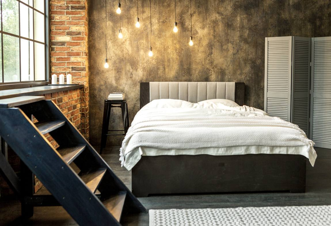 Black Edition Bed TUUL