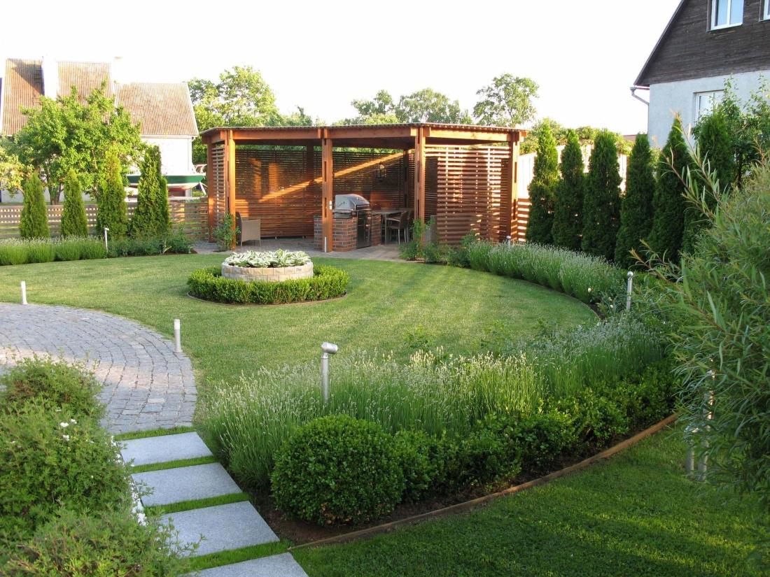 Regulaarses stiilis aed - Kivisilla OÜ