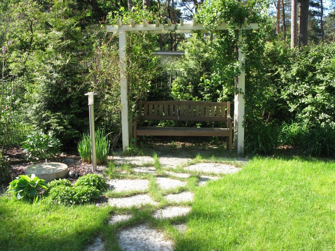 Vabakujuline aed - Kivisilla OÜ