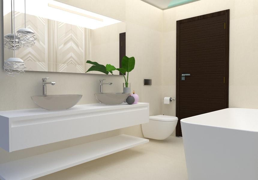 Väike vannituba (Palazzo Interiors)