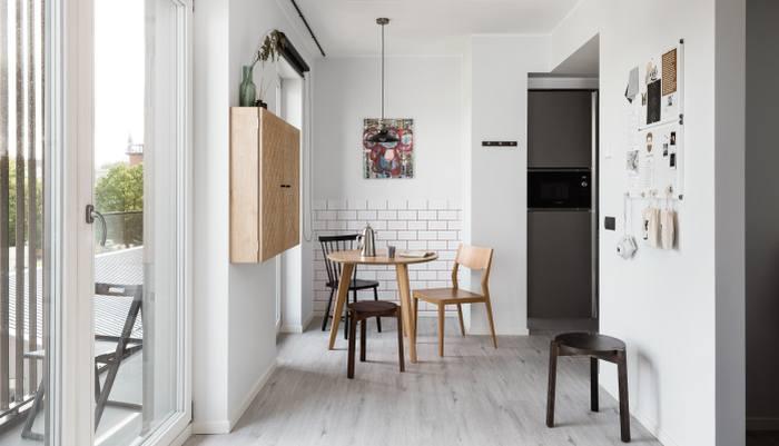 Ideid 1-toalise korteri sisustamiseks!