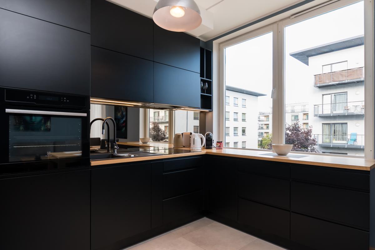 Köögikapi uksed (värvitud MDF)