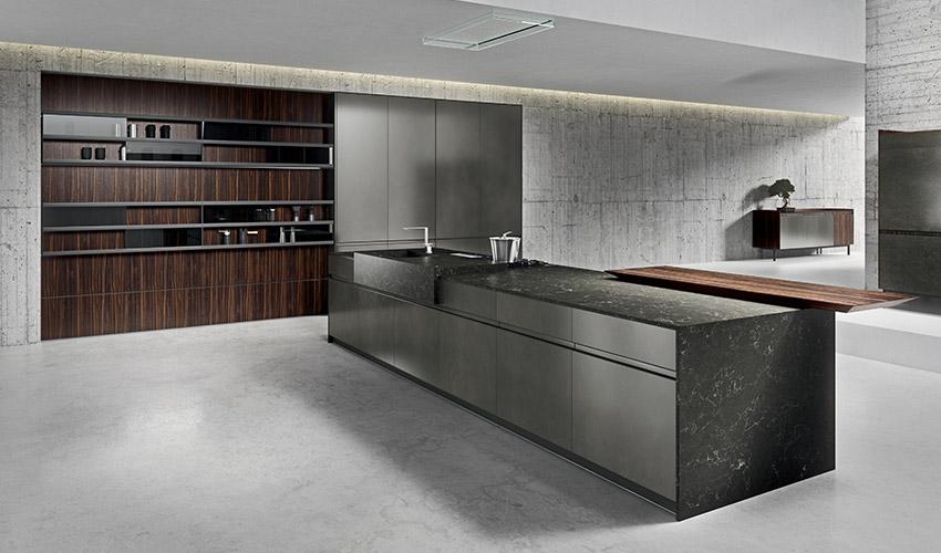 ARRITAL CUCINE disainköögid - teerajaja köögimööbli disainis