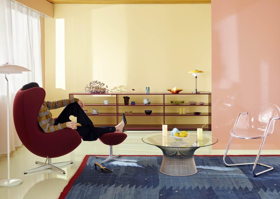 Foto: Tooge päikesepaiste tuppa mahlaka ja maheda tooniga H300 Lemonade.