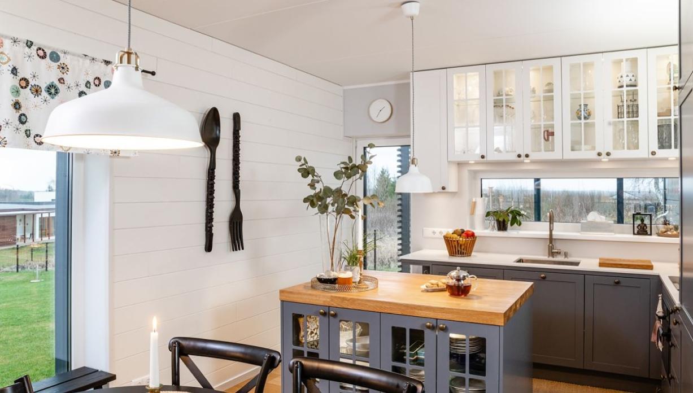 Peapreemia said Klaarika Marton ja Liivo Kasemets Ülenurmelt, kes on loonud uusarendusse mitme lõõgastusalaga kodu.