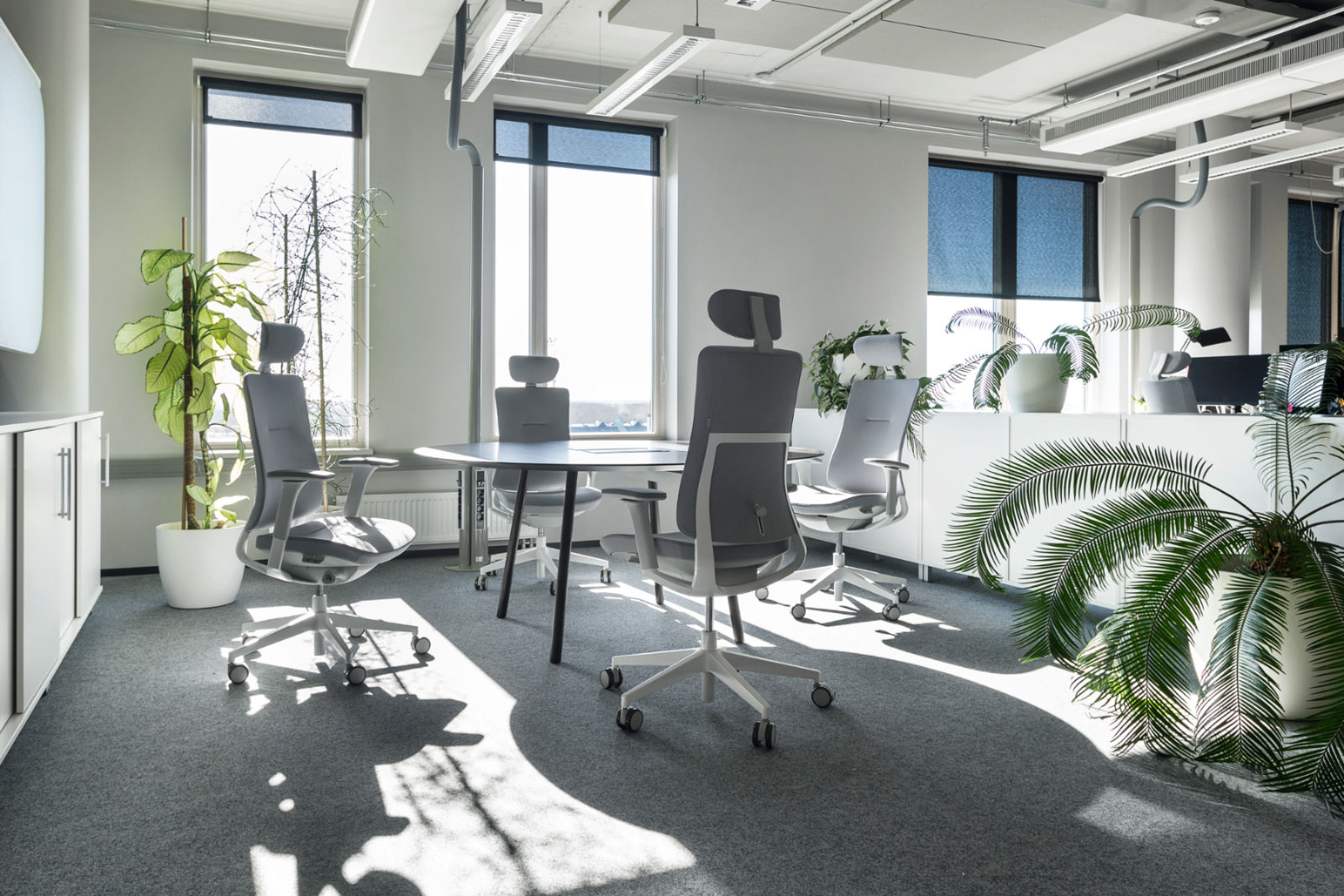 Ergonoomilised töötoolid tõstavad töö efektiivsust (foto: Tool & Tool)