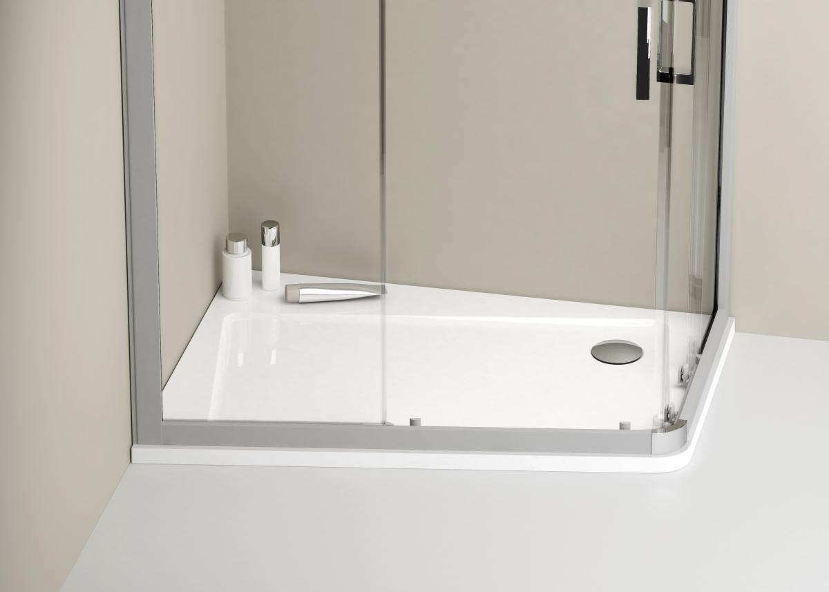 Unikaalse disainiga dušikabiin 10AP4