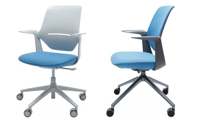 TrilloPro kontoritoolide mudelivalikust on saadaval kaks varianti