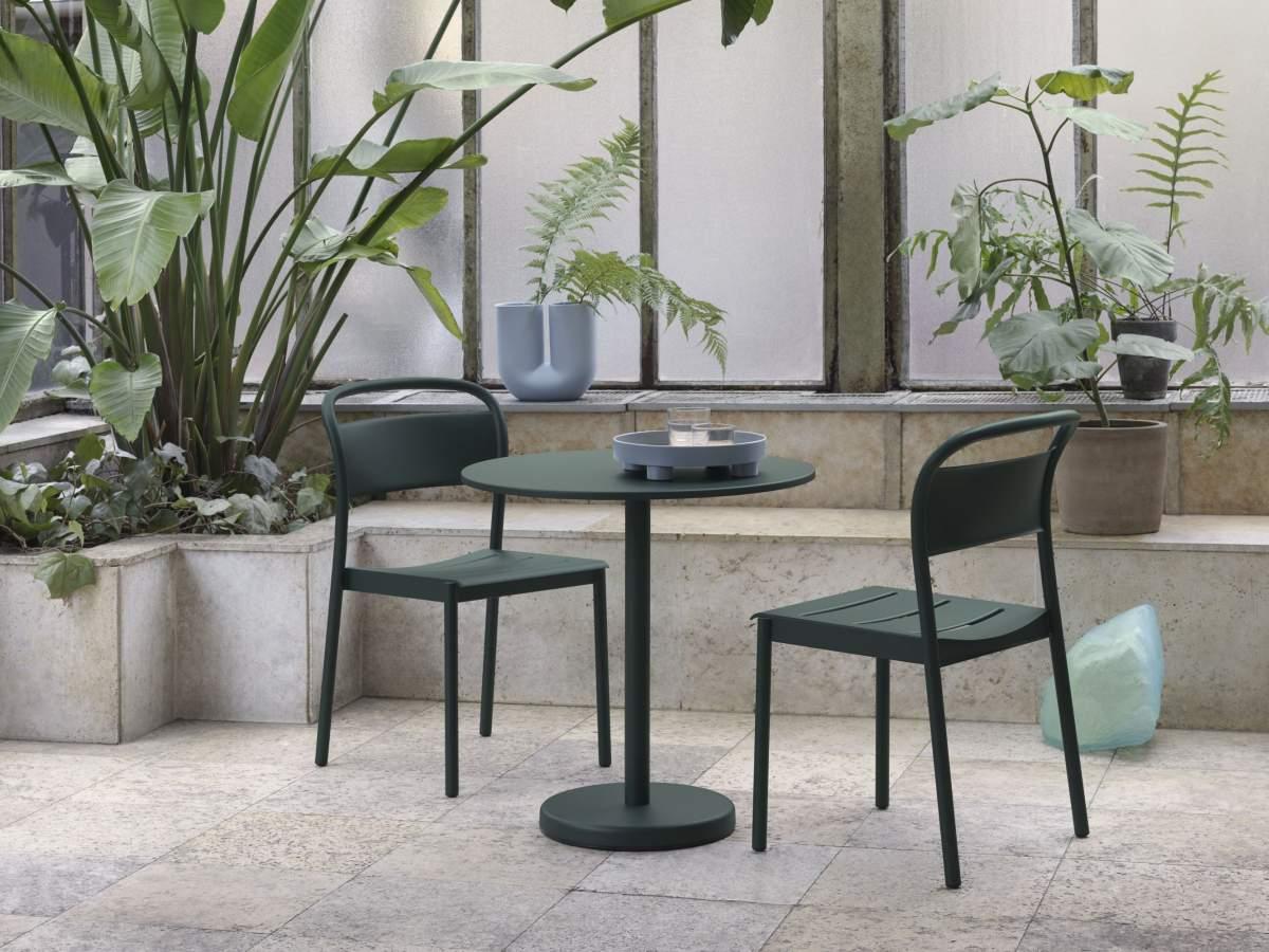 Linear Steel sarja tooled ja sama sarja laud