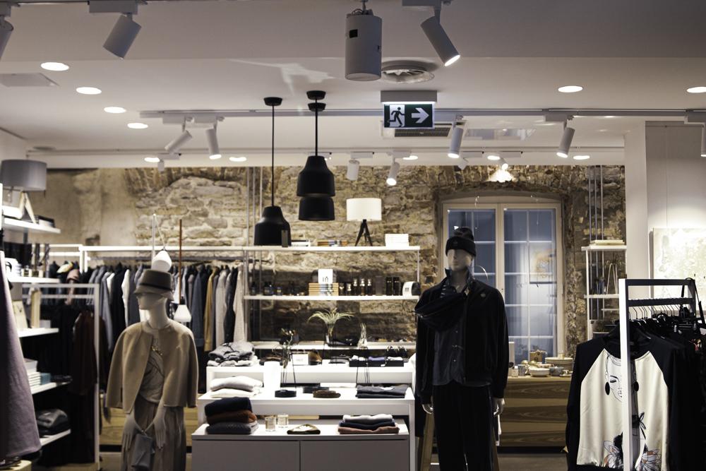 Tallinn Design House'is on kasutusel ForteLed LED siinivalgustid Berlin 30W, 3500K, valge