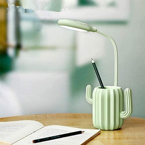 Vahva kaks ühes LED-laualamp õppuri tuppa. Foto: OUYAWEI Rechargeable Protective Student Lamp