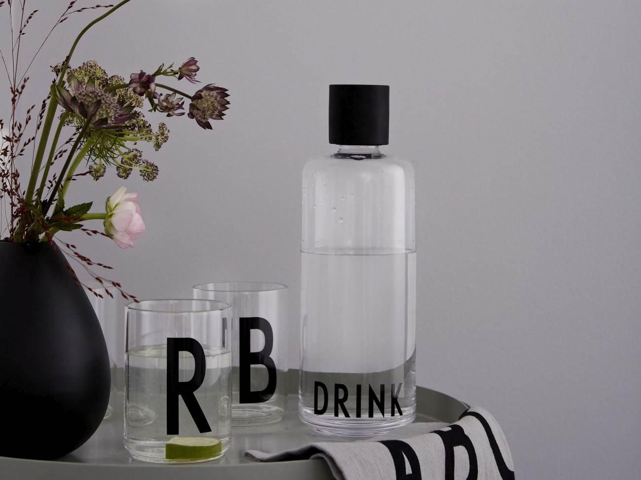 Design Lettersi Daily Drink karahvin